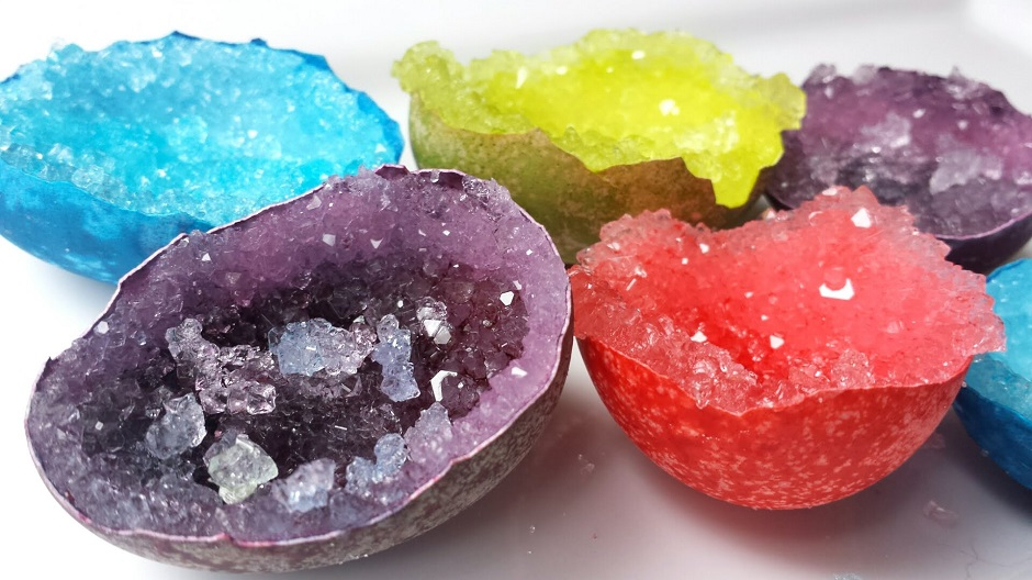 Making Egg Crystals: How To Have Some Fun With Science
