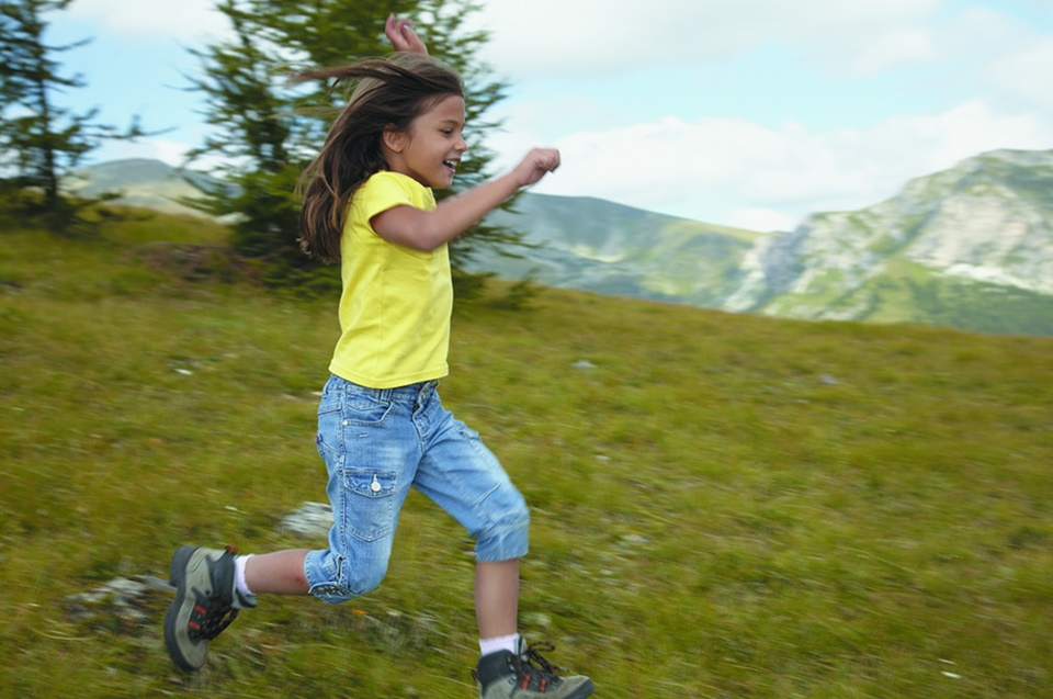 My Active Child: Information for Parents of Kids With A Lot of Energy