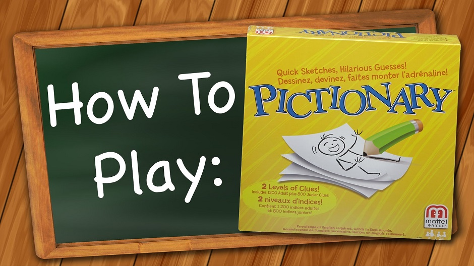 The Pictionary Game Is Back, And Ready For The Digital Generation
