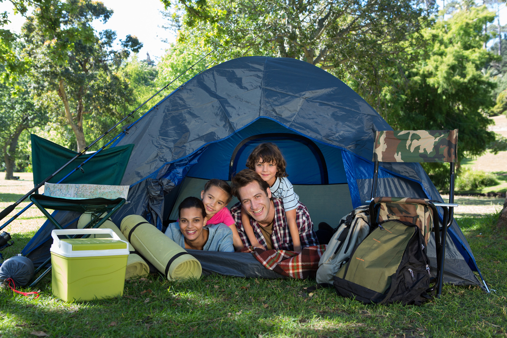 The Top Ten Things You Need to Take to Your Family Camping