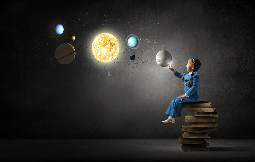 The Benefits of Learning Astronomy at an Early Age