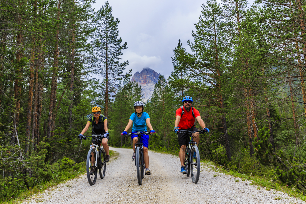5 Tips for Off-Road Biking with the Family