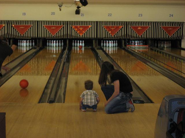 bowling indoor activities