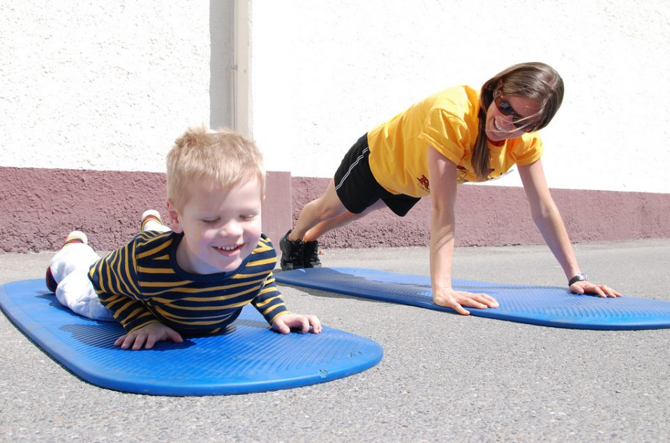 Fun Fitness Challenge Ideas Your Whole Family Will Want to Try