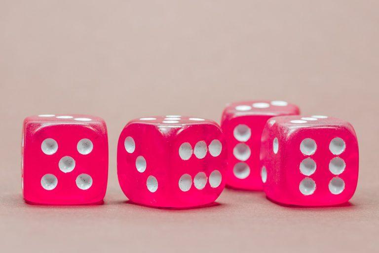dice indoor activities