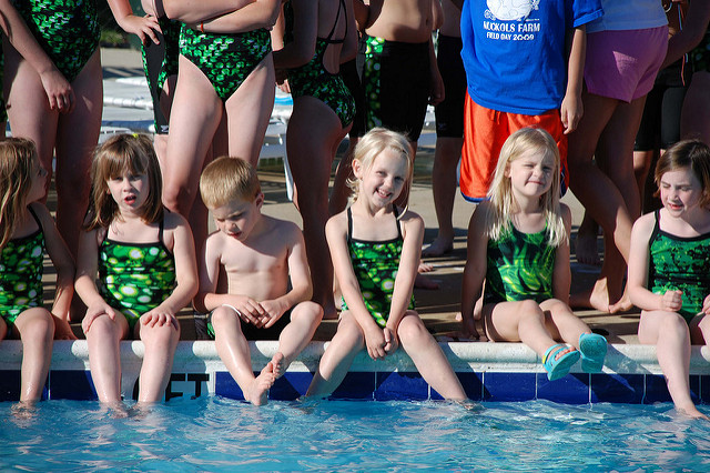 Swimming Games That Are Safe And Fun Under The Sun