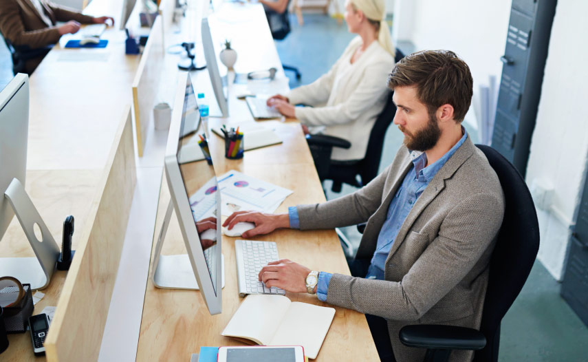 Create a Working Environment That Encourages Good Posture
