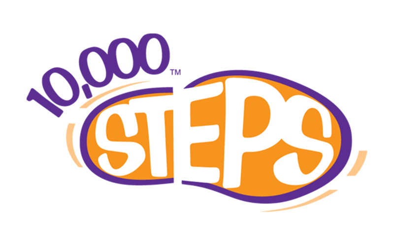 Introduce a 10000 Steps Challenge to Your Children