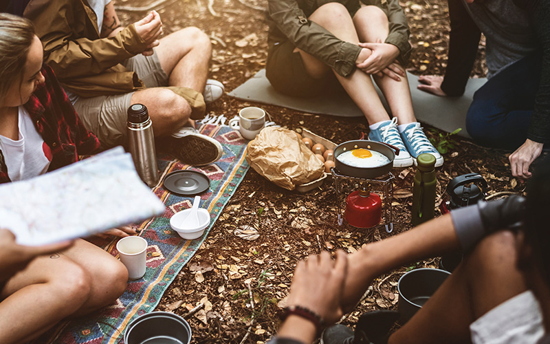Our Favorite Easy, Healthy, and Delicious Camping Snacks