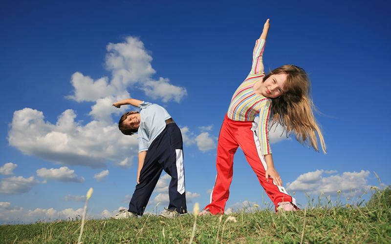 Children's Exercise
