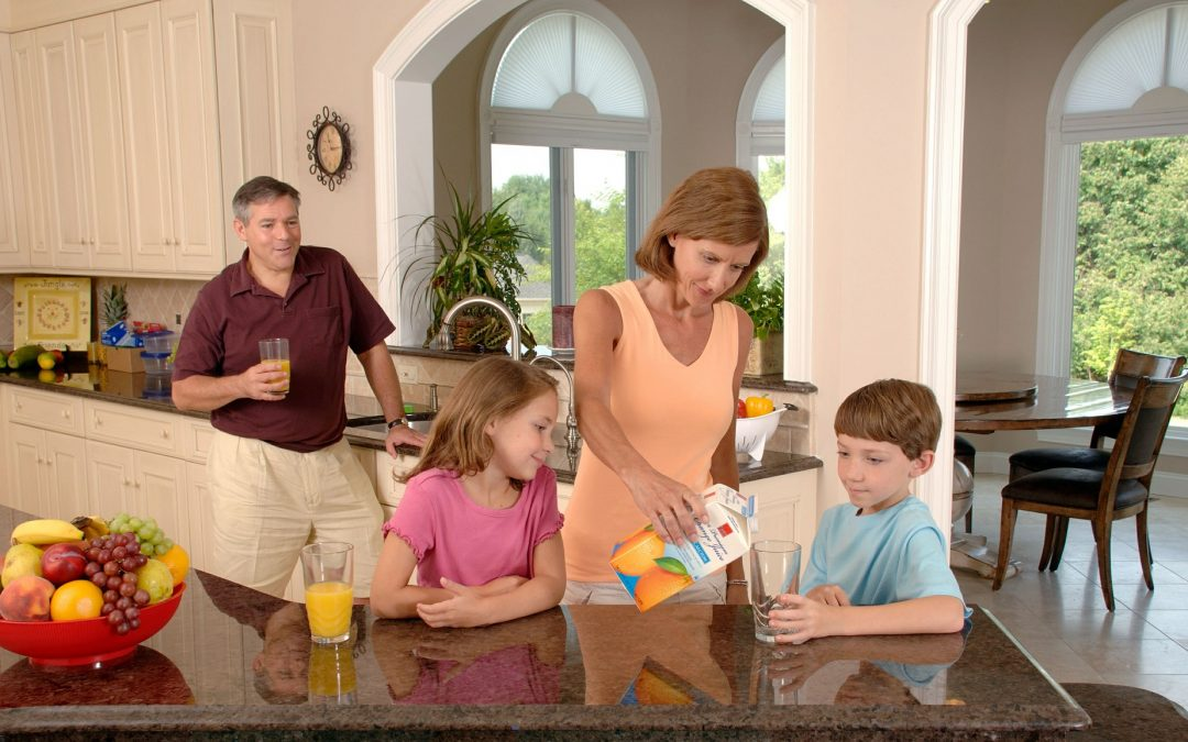 Healthy Habits: Why It Is Very Beneficial for Families