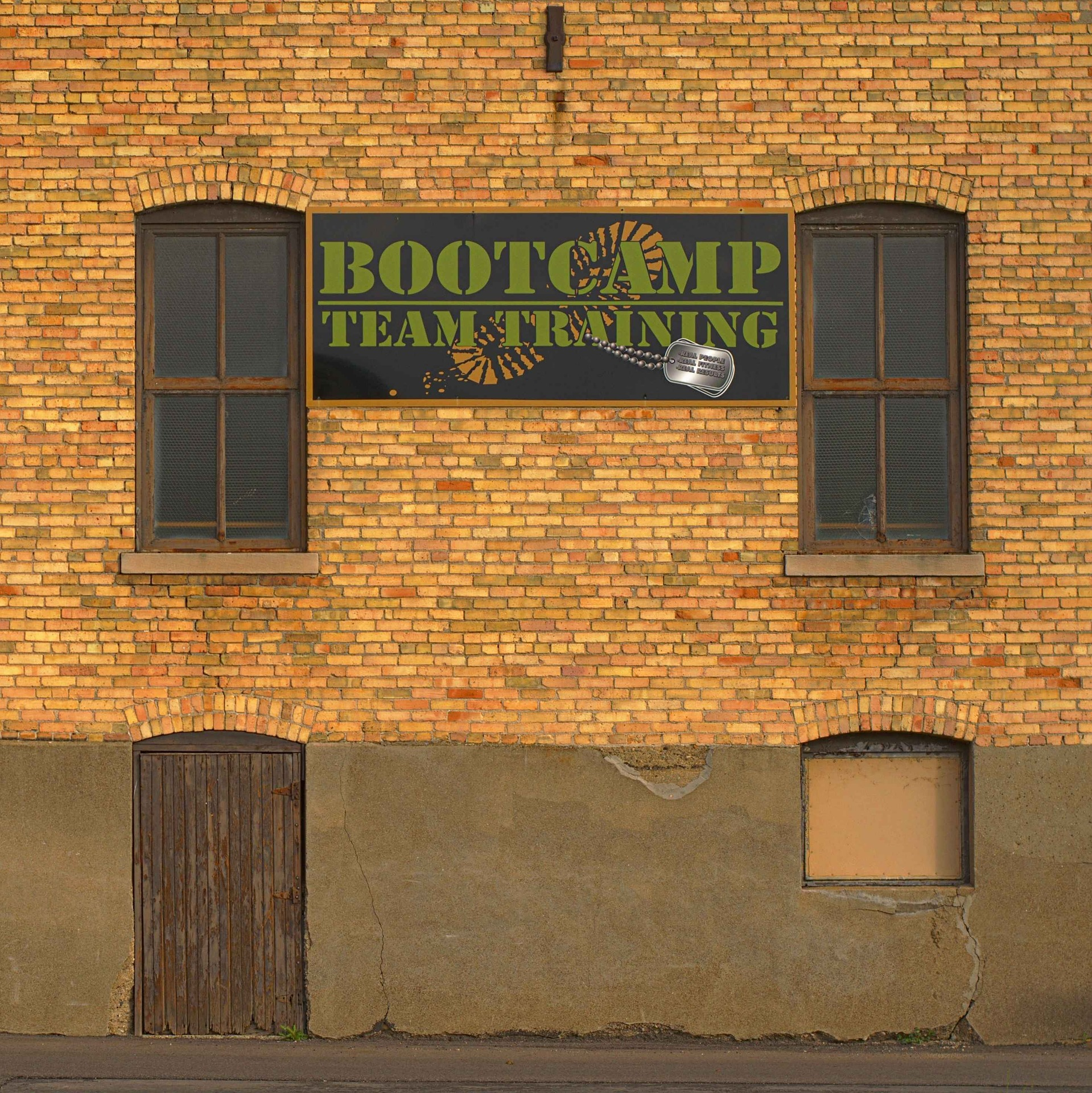 Bootcamp Team Training Workout