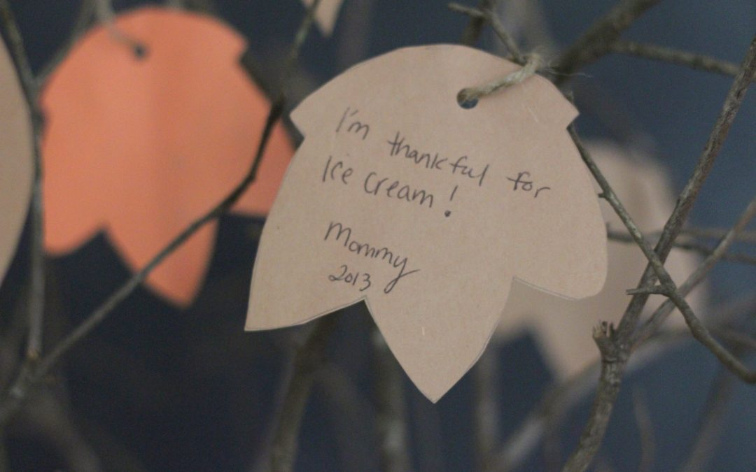 Teach Kids To Be Thankful By Making A Gratitude Tree Every Year